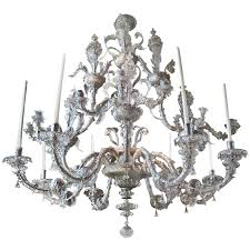 Murano Chandeliers For Sale Massive 18th Century Venetian Chandelier Owned By Henry Ford Ii