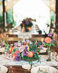 Table Centerpiece Ideas For Wedding by 75 Great Wedding Centerpieces Martha Stewart Weddings