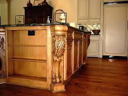 kitchen island brackets how to install a kitchen island bloomingcactus me