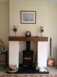 wood burning stove installation july 2011 swept away new
