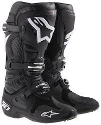 best dirt bike riding boots alpinestars tech 10 boots revzilla