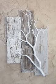 tree wood wall deco branches et arbres craft album and woods