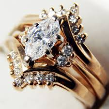 8 ctw si2 14k gold marquise engagement ring insert wedding