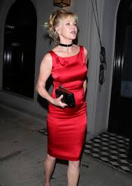 Lori Loughlin Thong - melanie griffith lets it all hang out in sheer dress defies age
