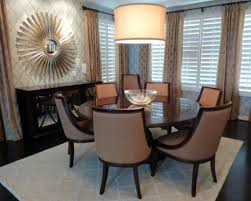 magnificent round dining room table decorating ideas in designing
