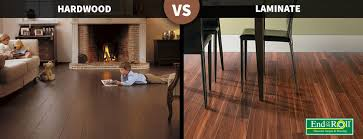 attractive difference between hardwood and laminate flooring can