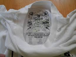 allen and roth ls ed big daddy roth licensed ls t shirt m wheel nwt white oop vntg rat