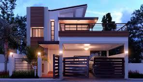 duplex house design concept home design