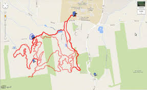 Colleges In Massachusetts Map by Earl U0027s Trails Mountain Bike Trail In Amherst Massachusetts