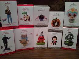 hallmark halloween ornaments 2014 premiere july 12 13 debut