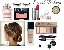 bridal makeup sets 9 best polyvore images on polyvore wedding sets and
