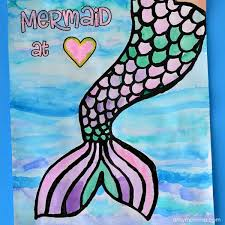 printable mermaid posters cute sayings artsy momma