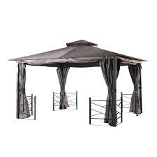 patio gazebo home depot patio canopy gazebo tent home outdoor decoration