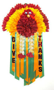 turkey door hanger thanksgiving and fall crafts askaudria