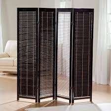 amazon com tranquility wooden shutter room divider kitchen u0026 dining