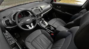 kia sportage interior 2013 kia sportage sx review notes autoweek