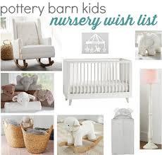 Pottery Barn Dream Rocker Nursery Wish List Katie Did What