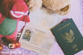 buat paspor online bayi tips membuat paspor bayi