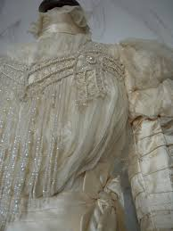 dresses gowns wedding dress ca 1895 antique gown www
