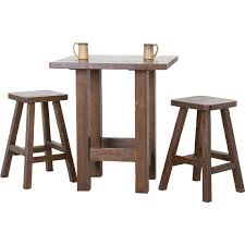 Barnwood Bar Stools Rustic Timbers Barnwood Pub Table Set Bar Table Pinterest