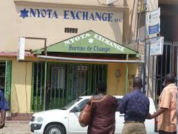 bureau de changes radio isanganiro