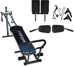 total gym fusion with step attachment u0026 pilates kit page 1 u2014 qvc com