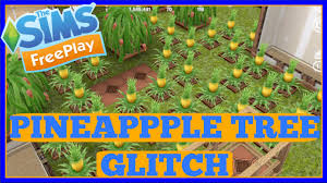 wedding cake sims freeplay sims freeplay how to glitch pineapple trees 1x1 items