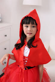 aliexpress com buy red riding hood dress cute halloween