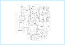 2478 sq ft 4 bedroom home elevation with floor plans kerala