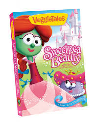 sweetpea beauty veggie tales movie for girls giveaway