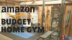 building a budget home gym on amazon com garage gym reviews