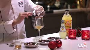 international barista chion sam with a few festive drinks