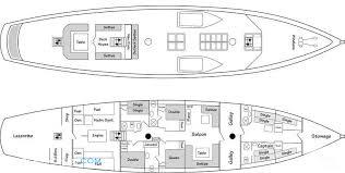 Eros Yacht Layout | eros layout brooke marine sail yacht yacht superyachts com