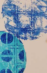 95 best gelli arts ghost prints 2nd pull prints images on