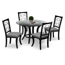 interior lovely value city furniture dining room sets in