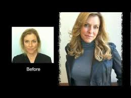 hair extensions for thinning bangs hair extensions for short fine thin hair before and after youtube