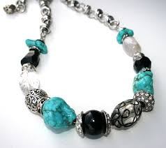 gemstone beaded necklace images Necklace big skies jewellery page 2 jpg