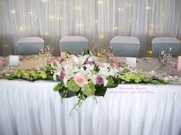 Bridal Table Decorations e mbox