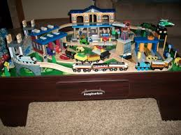 how to put imaginarium train table together imaginarium city central train table review hubpages
