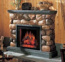 artificial fireplace logs electric good home design lovely in