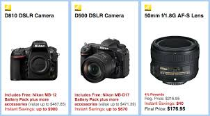 black friday deals on cameras nikon black friday deals now live free battery grip with the