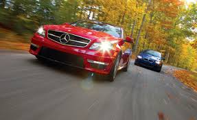 2012 bmw m3 vs 2012 mercedes benz c63 amg comparison test car