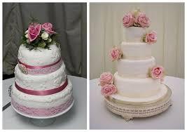 vintage wedding cake vintage chic wedding fair