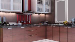 Glossy Kitchen Cabinets Kitchen Chimney Size India Stainless Steel Utensil Hanging Bar