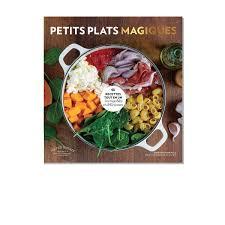 cuisiner a domicile et livrer livre petits plats magiques