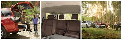 how many seats does a does the 2016 toyota 4runner a third row