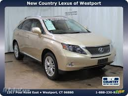 gold lexus rx 2010 lexus rx 450h awd hybrid in golden almond metallic photo 3