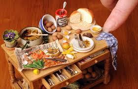 cuisine miniature miniature food food gallery ebaum s