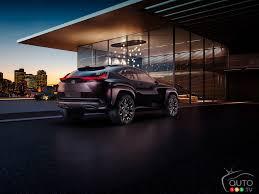 lexus rx 400h for sale vancouver lexus ux concept set to take on subcompact segment car news
