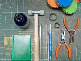 Tools For Metal Jewelry Making Using Precious Metal Clay Tips U0026 Tricks